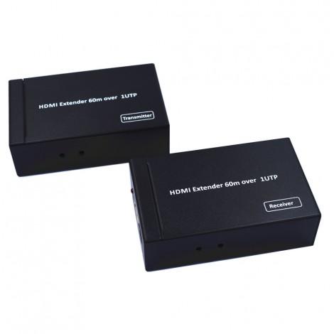BK-E60 HDMI over One CAT6 HDMI Extender