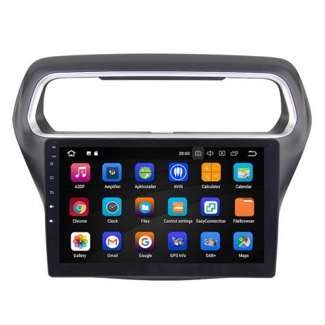 10.1 Zoll Android 9.0 Autoradio / Multimedia 4G RAM  32GB ROM  für Ford Escort