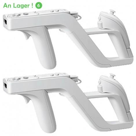 2019 Schießspiele Zapper Gun Controller Toy Shooting Gun Für Nintendo Wii Nunchuk Motion Plus Fernbedienung