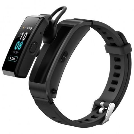 NEU Huawei Talkband B5 Bluetooth Smart Armband tragbare Sport Armband AMOLED Bildschirm Sleep Walk Run Call Reminder