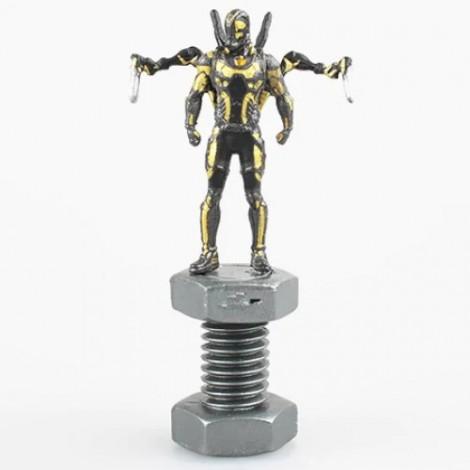 Wespe Krieger kreative Film Charakter Puppe Modell Desktop Dekor
