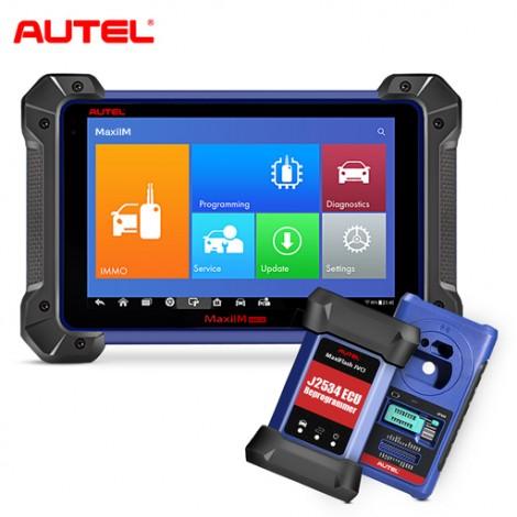 Autel MaxiIM IM608 Diagnose & Schlüsselprogrammierungs Tool Programmschlüssel als Auro OtoSys IM600 MX808IM