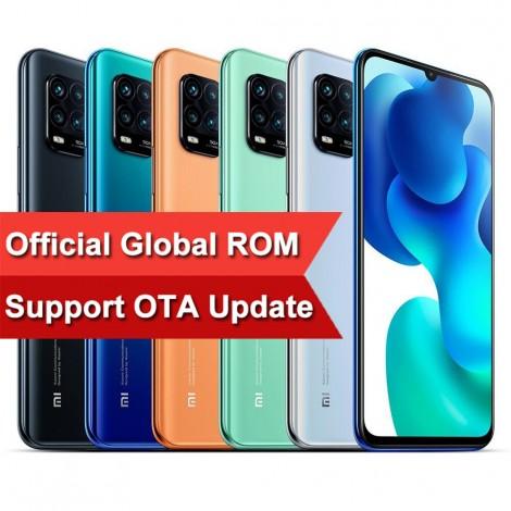 Xiaomi Mi 10 Lite 5G Dual SIM 6.57 Zoll Smartphone 6GB RAM 128GB ROM