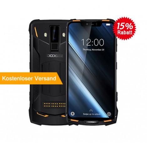 DOOGEE S90 Smartphone Helio P60 MTK6771 6,18 zoll 6 GB + 128 GB