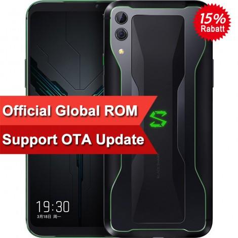 Xiaomi Black Shark 2 Smartphone Snapdragon 855 6,39 Zoll 6 GB + 128 GB