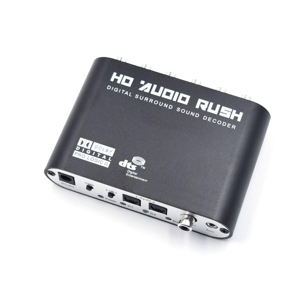 NK-51R Digital Audio Decoder / Used 24-bit audio DSP/96 KHz digital  receivers/192 KHz/24bit ADC and DAC