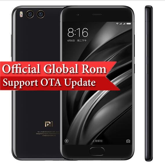 Xiaomi Mi 6 6gb Ram 128gb Rom Qualcomm Snapdragon 835 2
