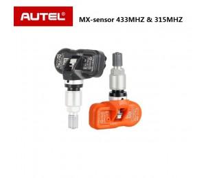 NEU Autel MX-Sensor 433MHz&315MHz Programmierbare / Reifendrucksensor-Abdeckung