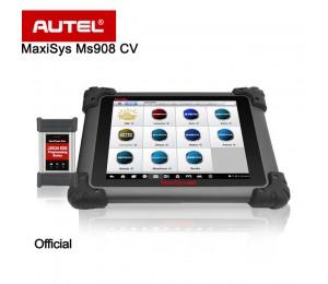 NEU Autel Maxisys 908 CV-Diagnosescanner Full System ECU Kodierung WIFI für Heavy Duty Funktionen