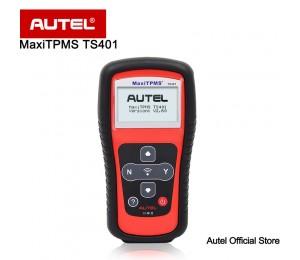 Autel MaxiTPMS TS401 TPMS Diagnose- und Service-Tool erhält 315MHz & 433MHz Ein Jahr freies Update Online