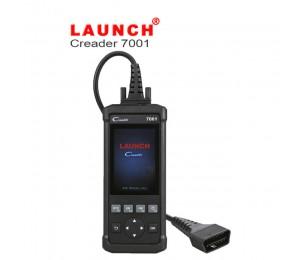 NEU LAUNCH Creader 7001F Rücksteller Werkzeug EOBD OBD2 Diagnosegerät Tester