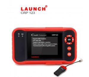 NEU Launch CRP123 EOBD OBD2 Motor ABS Airbag SRS Multisparach online frei Update
