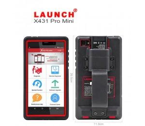 NEU Launch X431 Pro Mini Professional Diagnostic Tool Car Scanner Wifi/Bluetooth Free Update Online