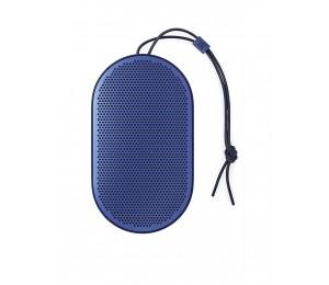 Bang & Olufsen Beoplay P2 Bluetooth-Lautsprecher (Tragbarer, mit integriertem Mikrofon)