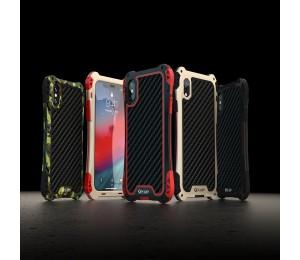 R-Just Amira Aluminium Alloy Schutzhülle für iPhone
