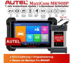 Autel MaxiSys PRO Elite MS908P MaxiCOM MK908P J2534 ECU Programmierung Deutsch