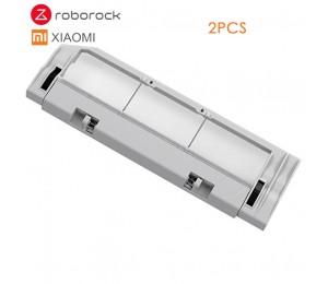 2 Stücke Original Roborock S50 S51 Hauptbürstenabdeckung  für Xiaomi Staubsauger Generation 2