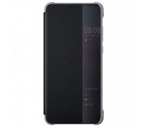 Original Offizielle Huawei P20 Pro Flip Fall Huawei P20 Pro Ledertasche Smart Touch View Window Abdeckung P20 Pro telefon Fällen