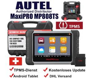 Autel MaxiPRO MP808TS OBD2 Diagnosegerät KFZ Fehlercode TPMS Scanner Als MS906BT