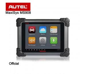 NEU Autel MaxiSys MS908 Auto-Diagnose-Scanner Funk-Kfz-Reparatur-Werkzeug Schnelle Diagnose und Analyse Android Syste