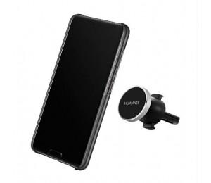 Original Huawei P20 Pro Fall Offizielle PC Harte Rückseitige Abdeckung Auto Navigation Kit Magnetische Halter Telefon Fall Für Huawei P20 pro
