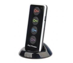 LED Kabellos Keyfinder Funk Schlüsselfinder Finder Schlüsselring