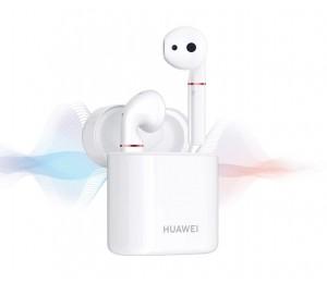 Huawei Freebuds 2 Pro Wireless Bluetooth Kopfhörer Earphone Weiß