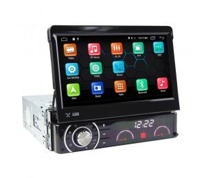 NEU 2GB RAM Quad core 1 din universal Android 6.0 Car dvd player car radio stereo audio GPS Navigation with Bluetooth USB wifi