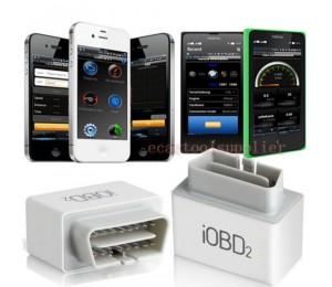 Neu und original Xtool IOBD2 Adapter OBD2 Bluetooth AUTO KFZ Scanner Diagnose für iPhone Android