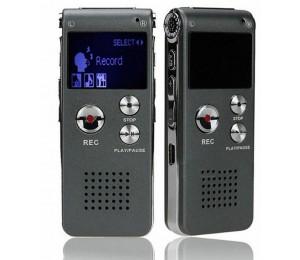 NEU 8GB Digital Diktiergerät Voice Recorder