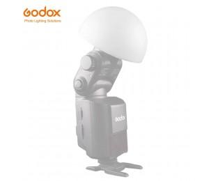 Godox AD-S17 Dome Diffusor Weitwinkel Soft Focus Schatten Diffusor für Godox Witstro Ad200 Ad360II Ad180 Ad360 Speedlite