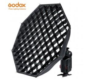 Godox AD-S7 Multifunktionale Weichen Box Achteckige Honeycomb Grid Regenschirm Softbox für WITSTRO Flash Speedlite AD180 AD360 AD200
