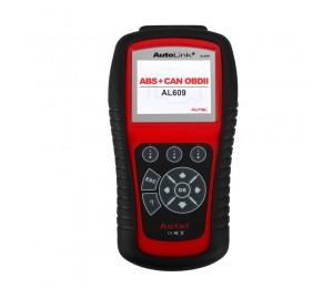 NEU Autel Autolink AL609 ABS CAN OBDII Diagnosewerkzeug Diagnosen ABS Systemcodes Internet aktualisierbaren Deutsch-Support