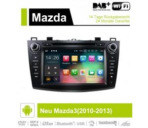 8 Zoll Android 9.0 Autoradio / Multimedia 2GB RAM 16GB ROM Für Mazda new Mazda3(2010-2013)