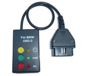 OBD2 Airbag Reset/Inspection Oil Service Tool for BMW E39 E46 E50 E52 E53 Mini E38 X5 Z4