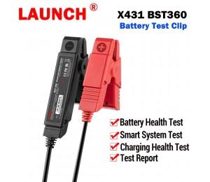 LAUNCH X431 BST360 Batterie Test clip Analyzer 2V 2000CCA Spannung Batterie Test Auto Batterie Tester Lade Cricut Last Werkzeuge