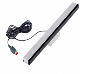 Kabelgebundene Infrarot-IR-Signalstrahl-Bewegungssensorleiste / Empfänger für U Nintendo Wii PC Simulator Sensor Move Player