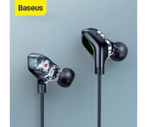 Baseus GAMO C18 Typ C Gaming Ohrhörer mit RGB Licht Ohrbügel Verkabelte In Ear Bass Stereo Ohrhörer für PS4 PC Computer Gamer