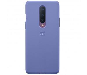 OnePlus 8 Sandstone Bumper Case - Purple