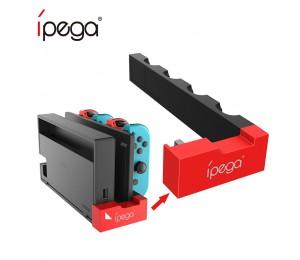 iPega PG-9186 Controller Ladegerät Ladestation Standhalterung Für Nintendo Switch Joy-Con Spielekonsole