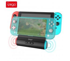 iPega PG-9171 NS Switch Stand Ladestation mit Lautsprecher 3,5 mm Audio USB Typ C Adapter Für Nintendo Switch Lite Handy