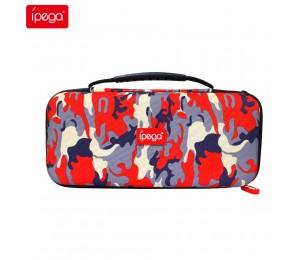 ipega PG-SW015 Schutz Aufbewahrungstasche Für die Nintendo Switch Spielekonsole Wasserdichte EVA Hardtasche Hand Tarnschutz Tasche