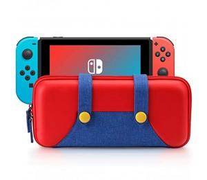 Tragbare Tasche für Nintendo Switch Aufbewahrungstasche Hard Shell Tasche für Nintendo Switch NS Konsole Zubehör Reiseetasche