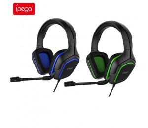 ipega PG-R006 Gaming Headset 3,5 mm Kopfhörer mit Rauschunterdrückung für PS4 / PC N Switch