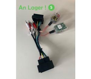 Audio Isolator Kabel für AUDI A3/ A4 mit Bose Sound System