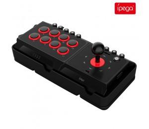 ipega PG-9059 Videospiel-Controller Arcade Joystick Gamepad für PS3 PS4 / PC / Android für Nintendo Switch Game Console