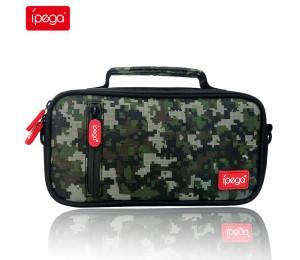 ipega PG-9185 Schalter Tragetasche NS Multifunktions-Schulterschutz Reisetasche Tragbare Aufbewahrungstasche für Nintendo Switch