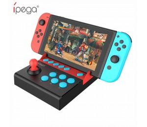 ipega PG-9136 Gamepad Trigger Controller Mobiler Joystick Gladiator Mini Palm Rocker Street Machine für Nintendo Switch