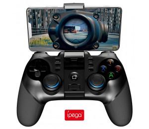 ipega PG-9156 Bluetooth-Spiel Smart Controller Gamepad Wireless Joystick-Konsolenspiel mit Teleskophalter für Telefon Smart TV