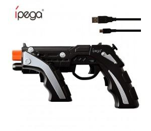 ipega PG-9057 Gun Style Drahtloser Bluetooth-Game Controller Joystick Gamepad Handset für Handy Tablet TV Box
